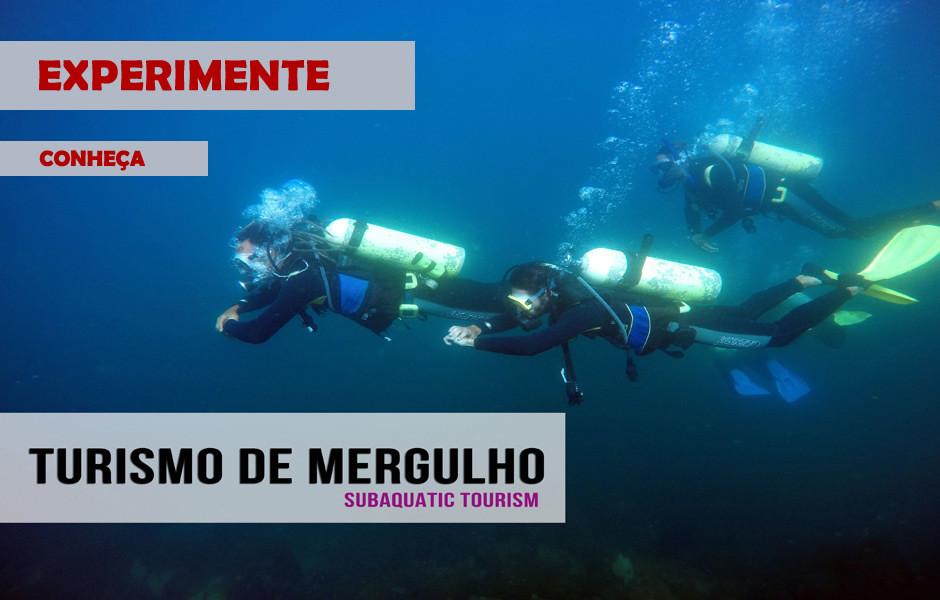 Turismo de mergulho WEB